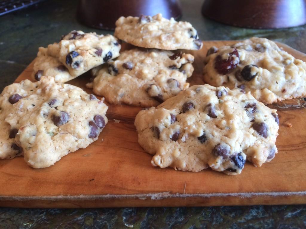 Yummy! Yummy!  Cookies!