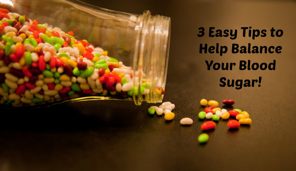 Easy tips to help regulate blood sugar.
